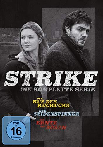 Strike: Die komplette Serie [2 DVDs]