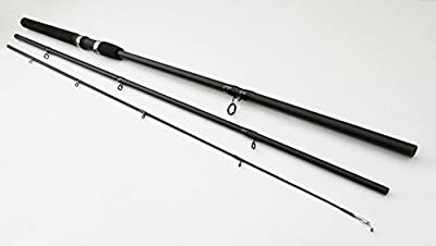 MDI Match 10ft Select Match Rod 3 Piece Fishing Rod with Cloth Bag Main Line 3-8lb by MDI Match