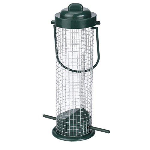 (Nynoi Eichhörnchen Beweis Vogelzufuhr Rindertalg Pol brome Rindertalg Bird Feeder Seed Im Freien hängenden)