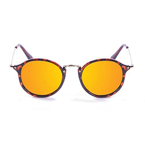 Paloalto Sunglasses Mykonos Sonnenbrille Unisex Erwachsene, Demy Brown