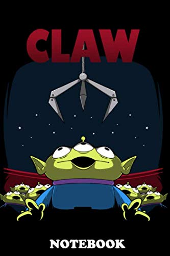 Notebook: Claw Story , Journal for Writing, College Ruled Size 6' x 9', 110 Pages