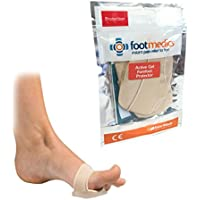 talarmade Footmedics Paar kleine elastische Komfort Aktiv-Gel Ball von Vorderfuß Displayschutzfolie preisvergleich bei billige-tabletten.eu