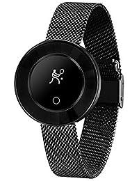 b5c77a52e308 Amazon.es  pulsera actividad inteligente - Manual  Relojes