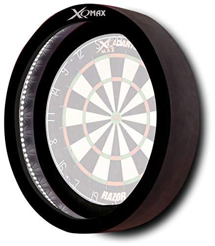 XQ-Max Herren LED Surround/Catchring/Auffangring, schwarz, offizielle Größe - Bv Led