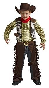 CARITAN 59731 - Disfraz de vaquero para niño (5 años)