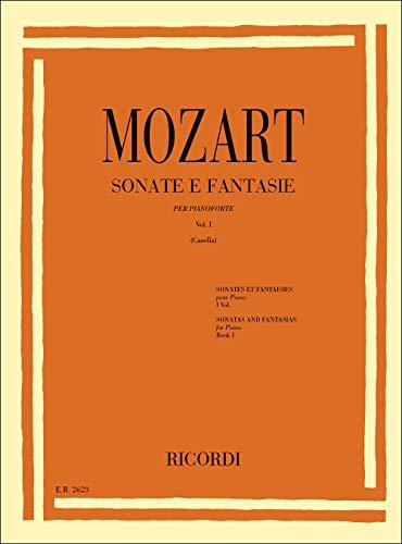 antasias Completas Vol.1 para Piano (Casella) ()