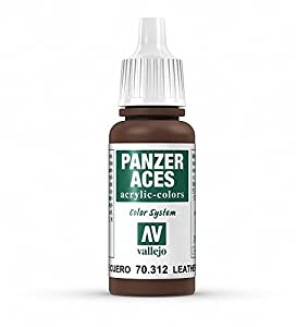 Panzer Aces 17ml - Leather Belt - VAL312