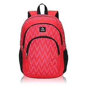 41ws8CloVUL. SS300  - Veevan School Bags Mochila para Niños Mochila para Universitarios Mochila para Portátil para Niñas Impresión-2