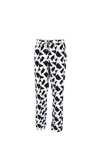Pantalone Donna Ichi S Celeste 20100779 Primavera Estate 2016