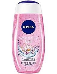 Nivea Waterlily & Oil Duschgel mit Pflegeöl-Perlen, 4er Pack (4 x 250 ml)