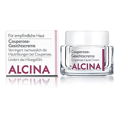 Alcina Couperose Gesichtscreme - gegen Rötungen Alcina Couperose Gesichtscreme - gegen Rötungen - 50 ml