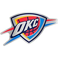Wincraft NBA OKLAHOMA CITY THUNDER Auto Team Aufkleber