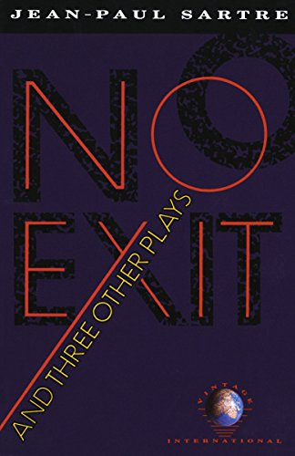 No Exit and Three Other Plays (Vintage International) por Jean-Paul Sartre