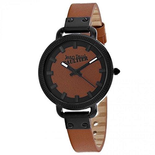 Jean Paul Gaultier Index Reloj de Mujer Cuarzo 36mm Correa de Cuero 8504314