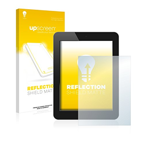 upscreen Matte Displayschutzfolie für Kassensysteme mit 43.2 cm (17 Zoll) [338 mm x 270 mm, 5:4] Schutzfolie Folie - Entspiegelt, Anti-Fingerprint -