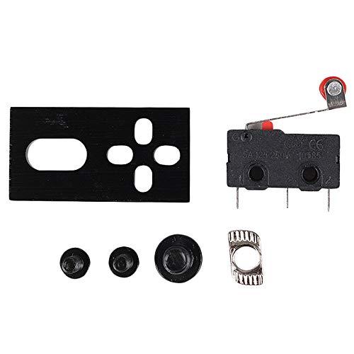 XZANTE Miniatur Induktion Send Schalter Platine + Montage Platte Kompatibel Mit V-Schlitz/C-Strahl Fuer Openbuilds -