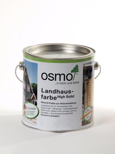 Osmo Landhausfarbe 2716 Anthrazitgrau 2,5l Gebinde