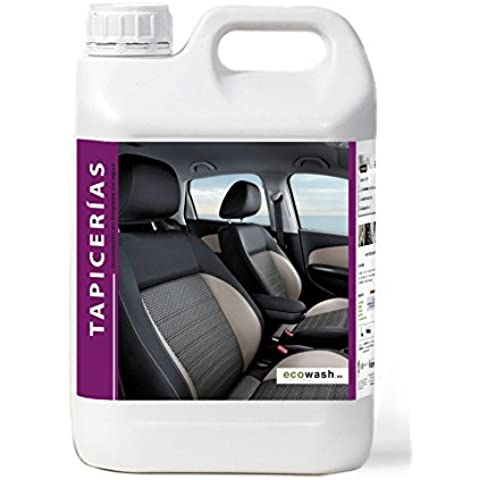 Limpiador de tapicería textil de vehículo (5.L)