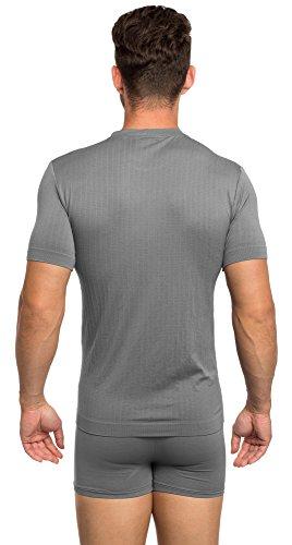 Ladeheid Herren T-Shirt 05 1 Graphite