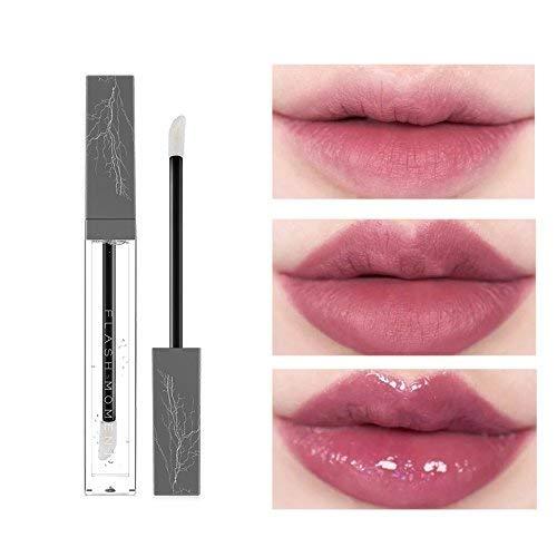 Beauté Cosmetics Gloss a Levre Lip Transparent Brillant Gloss à lèvre pour des Lèvres Transparentes Brillantes Clair