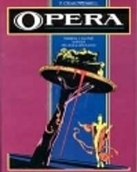 Opera/Parsifal, Salome, Mahler, Pelleas & Melisande by P. Craig Russell (1991-03-02)