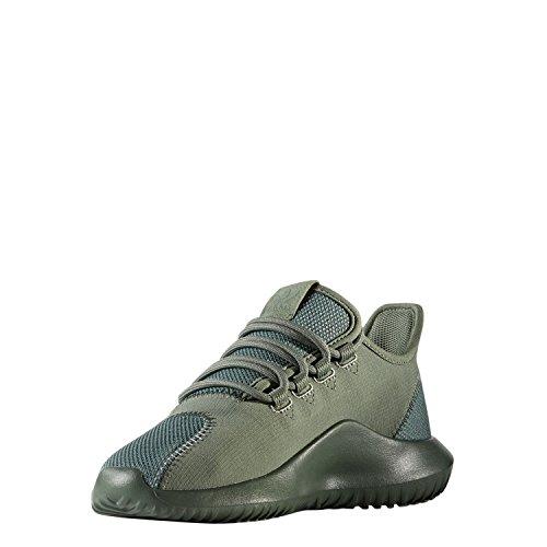 adidas Tubular Shadow J, Scarpe Sportive Unisex - bambini Verde (Vertra / Vertra / Amatac)