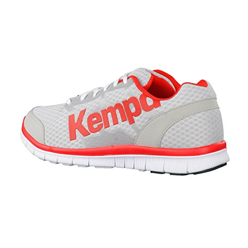 © Kempa Handebol K gris Adulto Unisex China Sapatos De float FPFzf