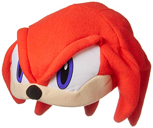 The Kostüm Sonic Hedgehog - Great Eastern Sonic The Hedgehog Serie: Finger Fleece Cap