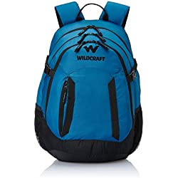 Wiki Daypack 34 liters Blue Casual Backpack (8903338042297)