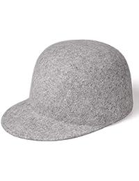 Eastery Gorros Otoño E De Nuevo Sombrero Jinete Invierno Sombrero De Estilo  Simple Marea Mujer Inglaterra 67c1ea12ef2