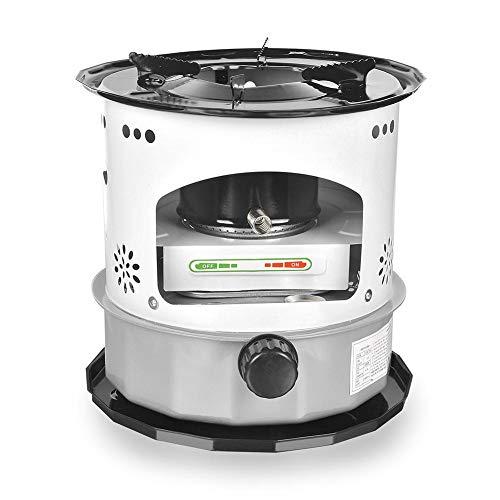 Kerosin-heizung (dequate Haushalts-Petroleum-Kocher , Outdoor Camping-Heizung - Kochen zu Hause Kochendes Wasser Energiesparender Kerosin-Ofen)