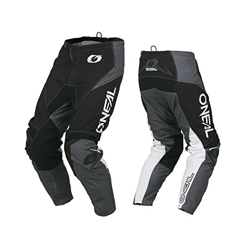 O'Neal Element Racewear MX DH MTB Pant Hose lang schwarz/grau 2019 Oneal: Größe: 30 (46)