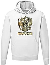 WM 2018 - POCCNR - RUSSLAND RUSSIA - HERREN UND DAMEN HOODIE