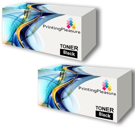 Printing Pleasure TN2120 Toner per Brother MFC-7320, 7340, 7345DN, 7440N, 7840W | DCP-7030, 7040, 7045N | HL-2140, 2150, 2150N, 2170, 2170W - DUE NERI