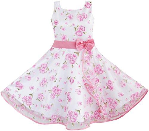db71-sunny-fashion-vestito-floreale-bambina-rosa-4-5-anni