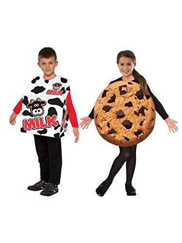 Milch Kostüm Und Kekse - Forum Kinderkostüm-Set Milch und Kekse - - Standard