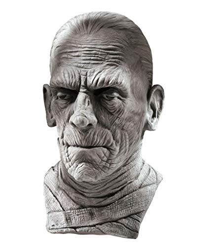 Horror-Shop Boris Karloff Hallowen Maske Die Mumie