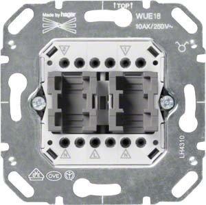 Hager Serienkontrollschalter WUE18 Installationsschalter 3250617026277