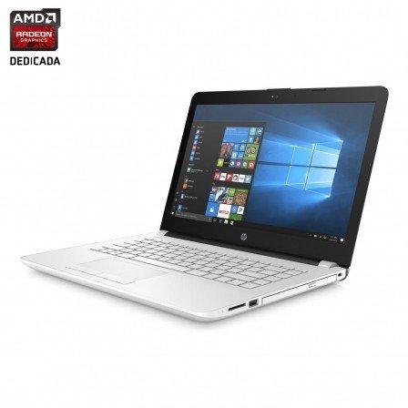 "HP 15-BS036NS - Portátil de 15.6"" (Intel Core i5-7200U 2.5 GHz, disco duro de 1000 GB, RAM de 8 GB, Windows 10 Home) color blanco nieve"