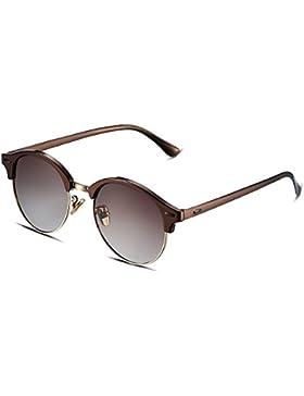 Ilove EU Hombre Mujer Gafas de sol Fácil Mode Bodi Completo borde Gafas Gafas de protección Gafas de sol color...