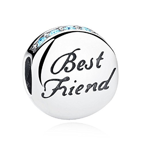 Best Friend Friendship 925 Sterling Silver December