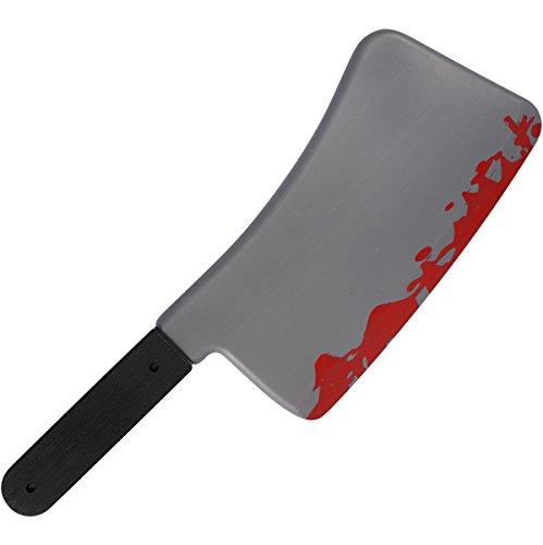 Blut Hackbeil Halloween Kostüm Zubehör Erwachsene Horror