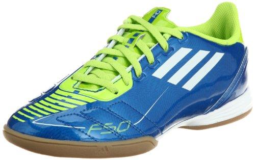 adidas F10 IN Junior blau Blau