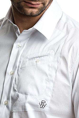 G-STAR - Chemise casual - Homme Blanc - Blanc