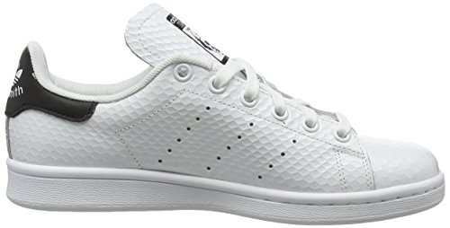sports shoes 9aac5 17f82 ... adidas Stan Smith W - Zapatillas para mujer, color blanco   negro, talla  38 ...