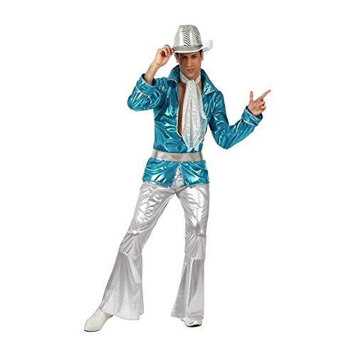Kostüm Besten Disco - ATOSA 38995 Karnevalskostüm, Unisex- Erwachsene, mehrfarbig