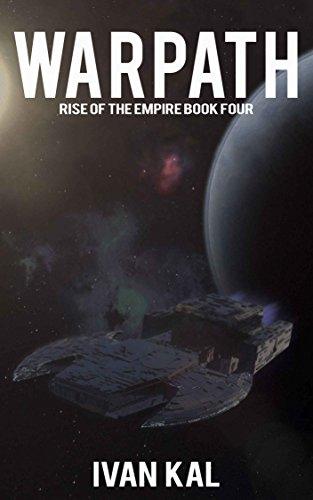 Book cover image for Warpath (Rise of the Empire Book 4)