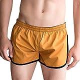 Celucke Männer Klassisch SoftHosen Sporthose, Unterhosen Hipster Stretch Hüftslips Herrenunterwäsche