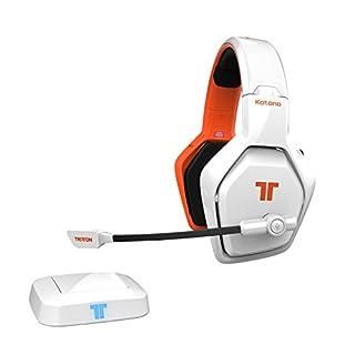 MADPP|#MadCatz UK Tritton Katana 7.1 HD - headsets (Wired/Wireless, RF Wireless, PC/Gaming, Circumaural, 20-20000 Hz, Binaural)