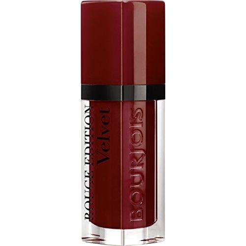 Bourjois Rouge Edition Velvet Matte Lipstick, Jolie-De-Vin